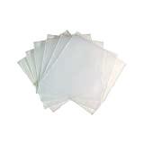 100 bustine trasparenti per CD-R e DVD-R