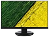 Acer K242HLBD Monitor 24 Pollici, LED, VGA, DVI, FULL HD, Risoluzione 1920 x 1080, Luminosità 250 cd/m2, Nero