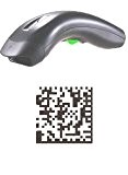 Albasca 2d MK 5500 di a Bar Code Scanner USB Data Matrix e codice QR