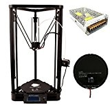 Anycubic Delta Rostock Stampante 3D Kossel Stampa Grande Formato φ230mm*270mm(Versione Plus)