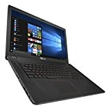 "Asus FX753VD-GC193T Notebook, 17.3"", Intel Core i7-7700HQ, SDD da 256 GB e HDD da 1 TB, 16 GB RAM, nVidia ..."