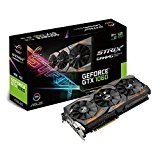 Asus GeForce ROG Strix GTX 1060 Scheda Grafica da 6 GB, VGA, Nero