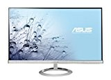 Asus MX279H Monitor, 27'' Full HD IPS 1920x1080, Frameless, Low Blue Light, Nero/Argento