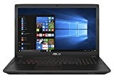 "ASUS Notebook FX553VD-DM029T, Monitor da 15.6"" FullHD, Processore Intel Core i7-7700HQ, RAM da 16 GB, HDD da 1 TB e ..."