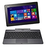 Asus T100TAF-BING-DK024B Transformer Book Notebook Convertibile in Tablet, Processore Intel Atom Quad Core Z3735F, Display 10 Pollici Touchscreen Glare, RAM ...
