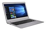 "Asus UX330UA-FB089T ZenBook Portatile, Display 13.3"" QHD+, Intel Core i7-7500U, RAM 8 GB, SSD 512 GB, Grigio"