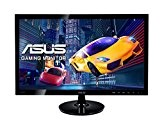 Asus VS248HR Gaming Monitor, 24'' FHD 1920x1080, 1 ms, 250 cd/m2, HDMI, DVI-D, D-Sub
