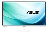 Asus VX279H-W Monitor, 27'' FHD 1920x1080 IPS, Frameless, Flicker Free, Low Blue Light, Bianco