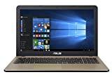 """Asus X540SA-XX383T Portatile, Schermo da 15.6"""" HD, Processore Intel Pentium Quad Core N3710, RAM 4 GB, HDD da 500 GB, ..."""