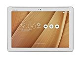 "Asus Z300CNL-6L015A ZenPad Tablet, Schermo da 10.1"" HD, Processore Intel Quad Core, HDD da 32 GB, RAM 2 GB, Oro ..."