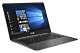 "Asus ZenBook UX430UQ-GV018T Notebook, Display da 14"" Full HD, Processore Intel Core i7-7500U, 2.7 GHz, RAM da 8 GB, SSD ..."