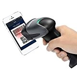 Barcode Scanner Eyoyo QR Codice a barre Scanner EY-001 Wired portatile 1D 2D USB CCD Barcode Reader per Mobile Payment ...