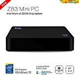 BoLv Z83II Mini PC Intel Atom x5-Z8350 Processor (2M Cache, up to 1.84 GHz) Intel HD Graphics Windows10 OS DDR3 ...