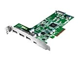 CalDigit FASTA-6GU3 Plus  PCIe Card - Due USB 3.1 Type A / C e due porte eSATA 6G per Windows ...
