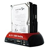DOCKING STATION HARD DISK 3,5 2,5 IDE SATA HD