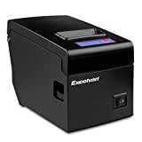 Excelvan Bluetooth 58mm Termico Ricevuta Stampante a Matrice per 83mm Diametro ESC / POS / USB per Android / iOS ...