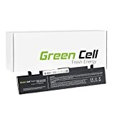 Green Cell® Extended Serie AA-PB9NC6B / AA-PB9NS6B Batteria per Portatile Samsung Serie 3 und R-Serie (9 Celdas, 6600 mAh)