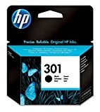 HP CH561EE Cartuccia 301 Getto d'Inchiostro, Volume 3 ml, Nero
