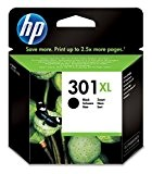 HP CH563EE Cartuccia 301 XL Getto d'Inchiostro, Volume 8 ml, Nero