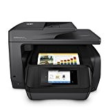 HP OfficeJet Pro 8725 All-in-One, Tecnologia Inkjet termica, A4, Wireless