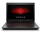 "HP OMEN 17-w203nl Display da 17.3"", Notebook, Processore Intel Core i7-7700HQ, 2.8 GHz, 16 GB di RAM, Scheda Grafica nVidia ..."