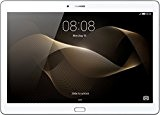 Huawei MediaPad M2 Tablet PC 10.0 Pollici, 16 GB Memoria interna, 2 GB RAM, 4G, Android, Argento