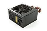 Itek ITPS500K Alimentatore per PC, 500W, Nero