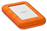 LaCie Rugged Thunderbolt USB-C USB Type-C 3.0 (3.1 Gen 1) 4000GB Arancione