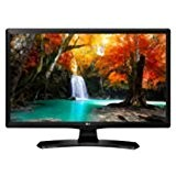"LG 24MT49VF 24"" HD Black Monitor TV - Computer Monitor LED Display (61 Centimetri (24""), 250 cd/m², 1366 x 768 ..."