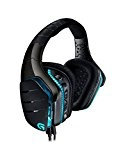 Logitech G633 Artemis Spectrum Pro Gaming Cuffie con Microfono, per PC, Xbox One e PS4 , Nero