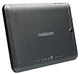 "Mediacom SmartPad i2 Tablet, Display da 7"" IPS, Memoria Interna da 16 GB Processore Intel Atom x3 Quad Core, 1.2 ..."
