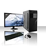 PC DESKTOP ALANTIK INTEL QUAD CORE CON WINDOWS 10 PROFESSIONAL 64 BIT ORIGINALE/WIFI/HD 1TB SATA III/RAM 8GB 1600MHZ/ HDMI-DVI-VGA/USB 2.0 ...