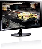Samsung S24D330 Monitor 24'' Full HD, 1920 x 1080, 1 ms, 60 Hz, D-sub, HDMI, Nero