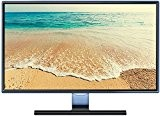 "Samsung T24E390EW Monitor TV FHD da 24"", LED, 5 ms, 16.7 Milioni di Colori, DVB-TC, Nero/Blu"