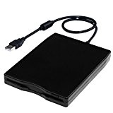 USB floppy disk drive esterno portatile USB 8,9 cm 1.44 MB FDD Drive USB plug and play per PC Windows 98 Me 2000 XP ...