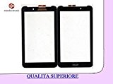 "Vetro Touch screen Digitizer 7,0"" Asus FonePad 7 FE170CG-6B024A K012 Nero"