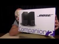 BOSE COMPANION 2 - IL SISTEMA AUDIO 2.0 PER COMPUTER