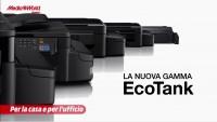Epson EcoTank, la stampante inkjet senza cartucce