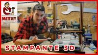 La mia prima stampante 3D da abbinare ai progetti fai da te